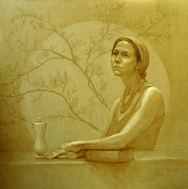Repentant Magdalene - Judith Fritchman