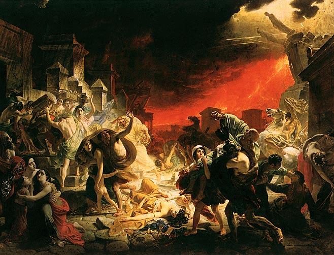 poslednji dani pompeje