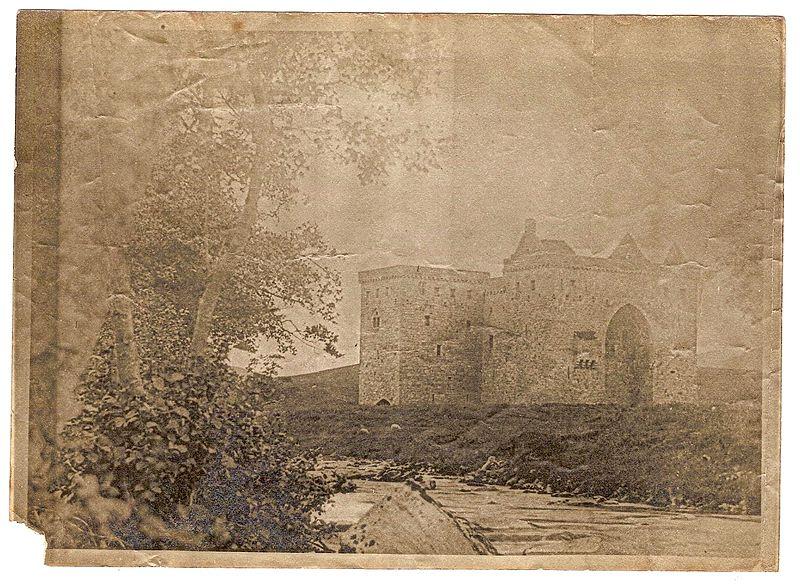 Hermitage Castle
