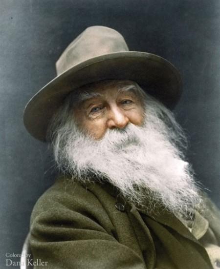 Walt Whitman - Dana Keller