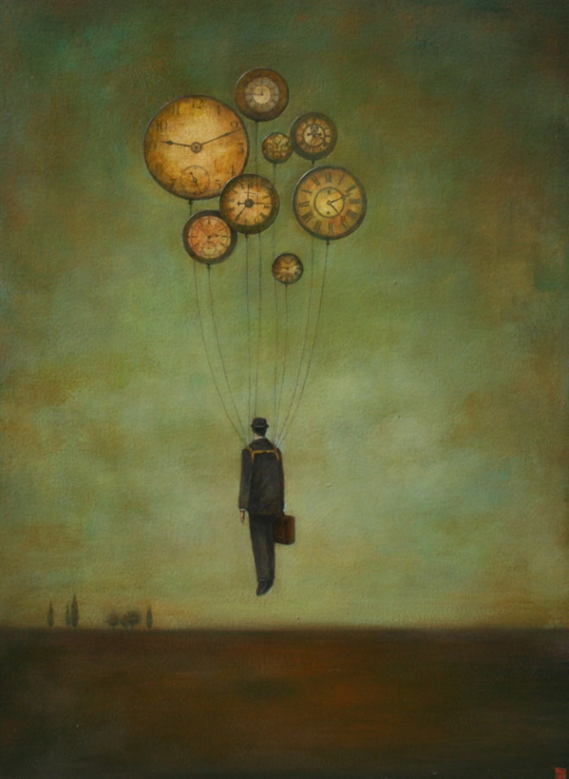 Time Flies-Duy Huynh