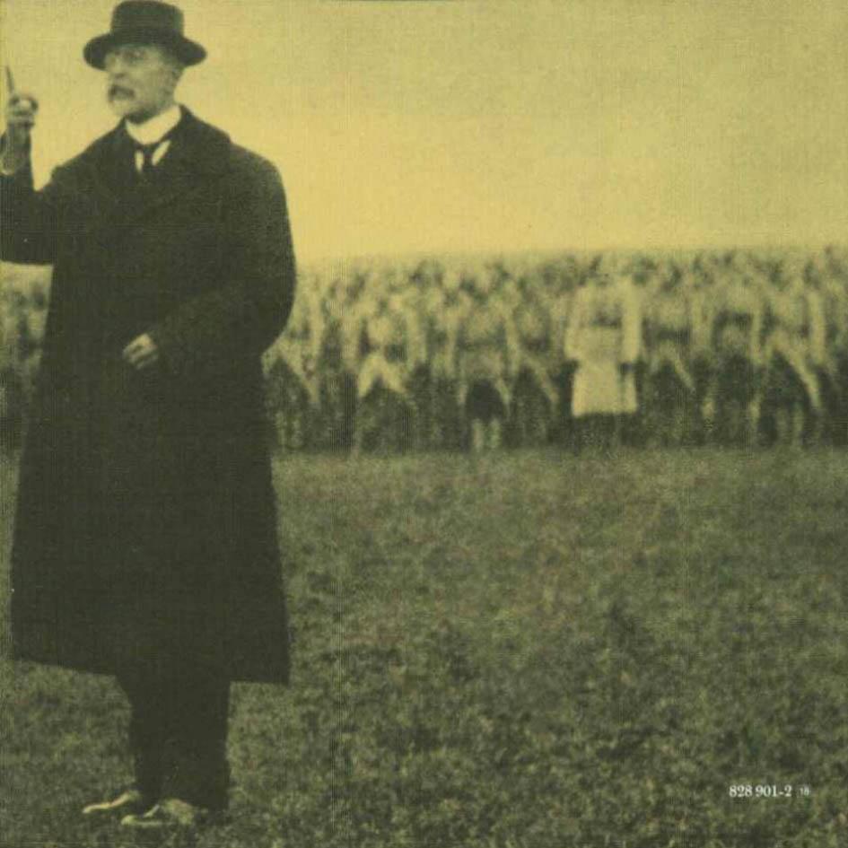 Pravda Vítězí - Tomáš Masaryk
