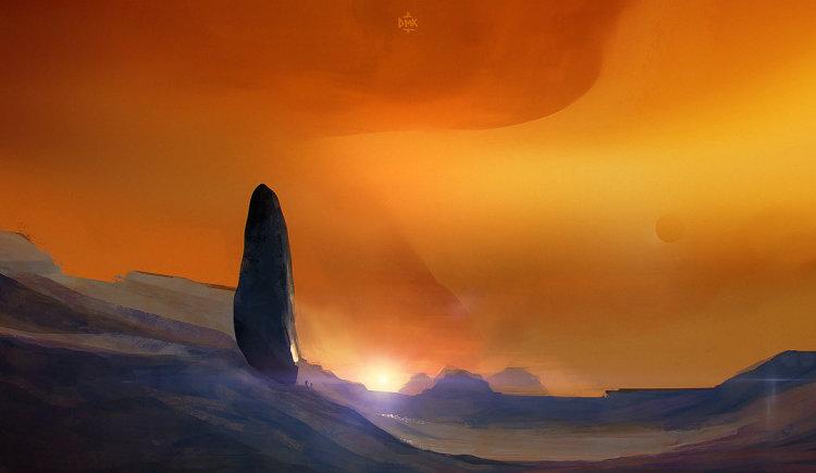 planet x approaching - dumaker