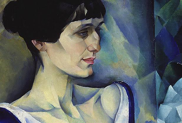 Anna Akhmatova - portrait