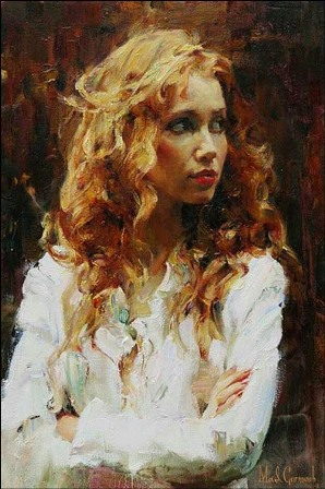 golden beauty-Garmash