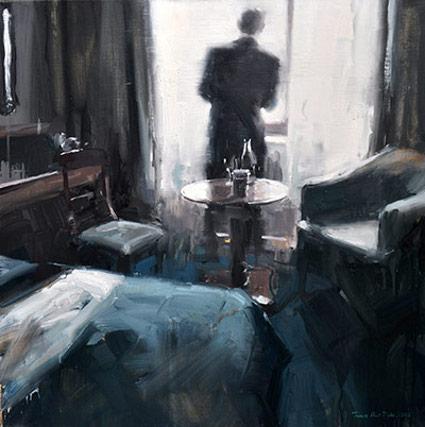 Hotel room - Hart Dyke