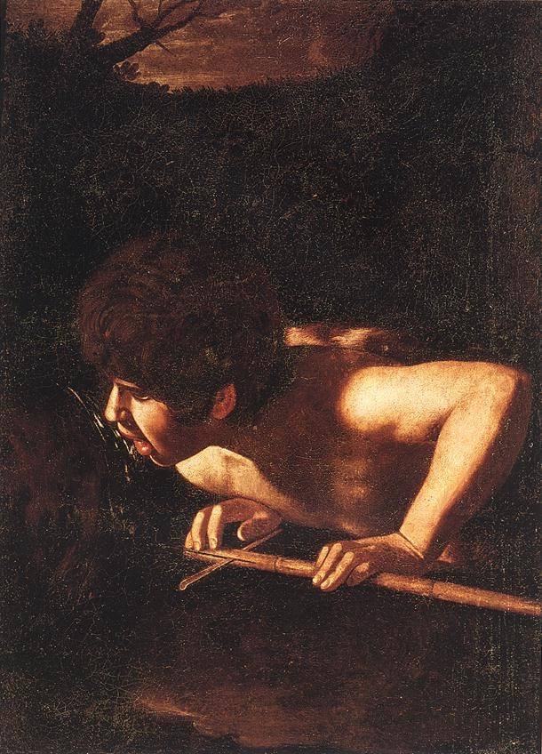 St. John the Baptist at the Well