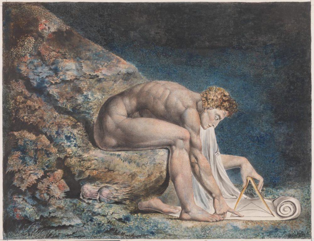 William Blake - Newton